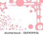 vector drawn background with...   Shutterstock .eps vector #585909956