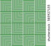 seamless vector abstract... | Shutterstock .eps vector #585927155