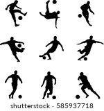 very high quality detailed set... | Shutterstock .eps vector #585937718