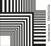 black and white background.    Shutterstock .eps vector #586056326
