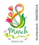 8 March International Women Da...