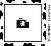 camera symbol for your web site ...