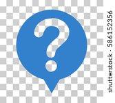 status vector icon.... | Shutterstock .eps vector #586152356