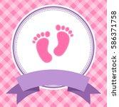 Pink Girl Baby Shower...