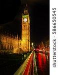 Big Ben Tower Westminster...