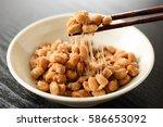 Natto Japanese Food