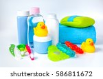 Baby Accessories For Bath With...