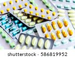 Small photo of pills medicine & capsule pills medicine & antibiotics