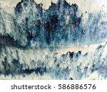 beautiful glazes effect of... | Shutterstock . vector #586886576