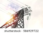 high voltage power transmission ...