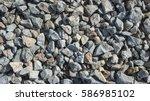 blue stones pattern  stone... | Shutterstock . vector #586985102