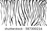 background texture tiger stripe ...   Shutterstock .eps vector #587300216