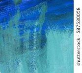 blue grunge texture   Shutterstock . vector #587530058