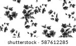 Floral Seamless Background...