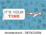 """airplane with banner """"it's your ... 