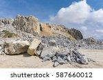 Limestone Mining  Open Pit Mine