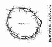 Thorn Crown Christ Jesus