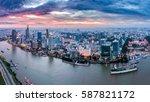 ho chi minh  vietnam   jan12 ... | Shutterstock . vector #587821172
