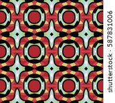 abstract pattern. texture for...   Shutterstock .eps vector #587831006