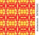 abstract pattern. texture for...   Shutterstock .eps vector #587831042