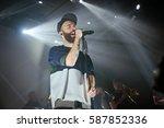 st. petersburg  russia  ... | Shutterstock . vector #587852336