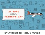 "airplane with banner ""21 june... 