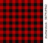 lumberjack plaid pattern....   Shutterstock .eps vector #587919962
