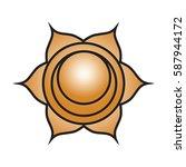 seven major chakras....   Shutterstock .eps vector #587944172