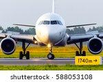 Passenger Airplane Airliner...