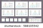 business infographics.... | Shutterstock .eps vector #588105542