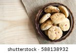 Healthy Homemade Cookies In A...