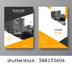 color annual report cover ...