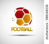 football championship banner.... | Shutterstock .eps vector #588168236