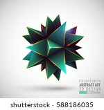 vector illustration with the... | Shutterstock .eps vector #588186035