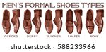 vector illustration of mens... | Shutterstock .eps vector #588233966