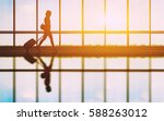 travel concept  people in the... | Shutterstock . vector #588263012