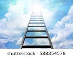 Up Ladder Into Sky And Light  ...