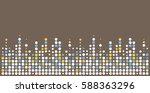 dot abstract background make...   Shutterstock .eps vector #588363296