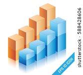 set of vector design... | Shutterstock .eps vector #588428606