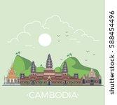 cambodia country design...