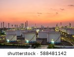 pipe and structure of the... | Shutterstock . vector #588481142