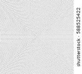 geometric modern vector pattern.... | Shutterstock .eps vector #588525422