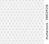 vector modern sacred geometry... | Shutterstock .eps vector #588539258
