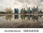 singapore singapore november 05 ... | Shutterstock . vector #588568508