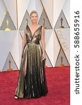 Small photo of Charlize Theron at the 89th Annual Academy Awards held at the Hollywood and Highland Center in Hollywood, USA on February 26, 2017.