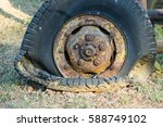 The Old Tire.
