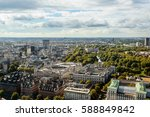 view on st. james park ... | Shutterstock . vector #588849842