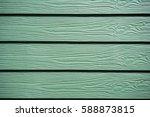 wood grain texture in dark... | Shutterstock . vector #588873815