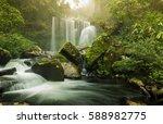 Tad Sua Waterfall  Waterfall ...