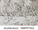 limescale chalk calcium... | Shutterstock . vector #588997562
